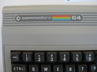 Part of Commodore64 keyboard