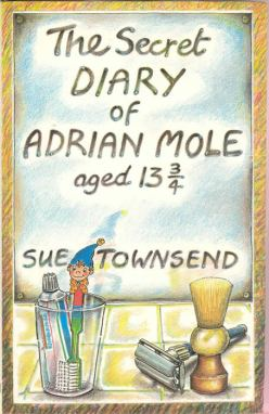 Adrian Mole book cover